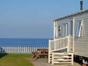 Front Row Sea View Caravan