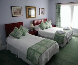 The Burleigh - bedroom