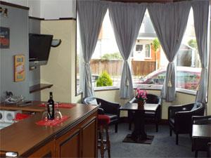 Bar at Maluth Lodge