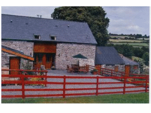 Pant-y-Cosyn Farm Holiday Cottages