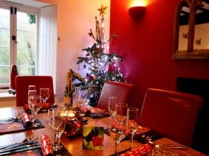 Tintern Abbey Cottage for Christmas