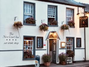 The New Court Inn, Usk