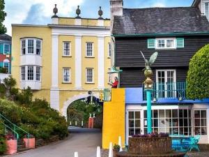 Portmeirion self-catering