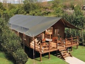 Safaris tents