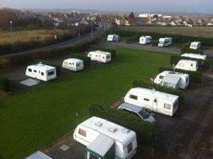 Broadlands Farm Touring Caravan Park