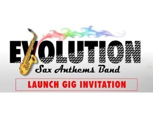Evolution – Sax Anthems Band