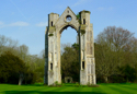The Arch at Walsingham Abbey