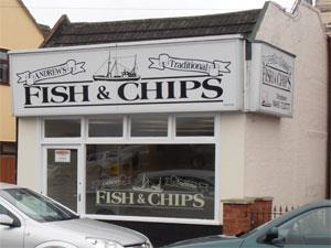 Andrew's Fish & Chips