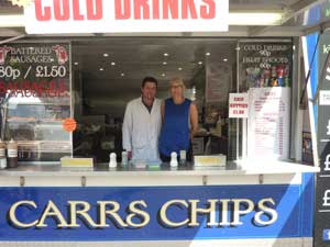 Carrs Chip Saloon