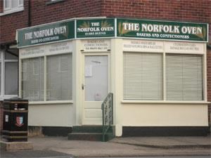 The New Norfolk Oven