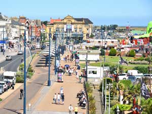 Great Yarmouth Promenade Starter Walk