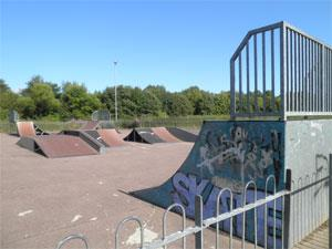 Cobholm Skate Park & Kick About Area