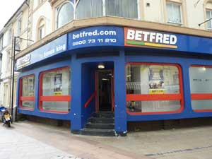 Bet Fred Bookmakers