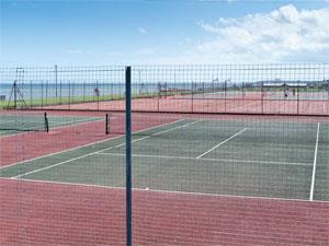 Gorleston-on-Sea Cliffs - Tennis Courts