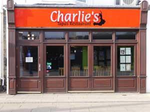 Champagne Charlie's
