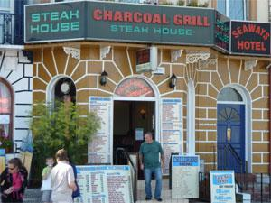Charcoal Grill Steak House