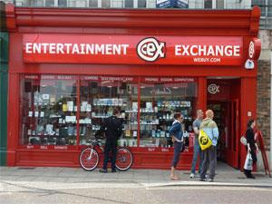 Entertainment Exchange (CeX)