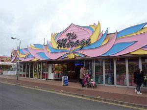 The Mirage - Amusement Arcade
