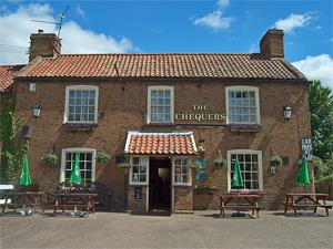 The Chequers front-of-house