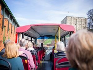 Open Top Sightseeing Bus Tours Norwich