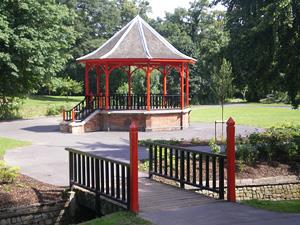 The Walks Bandstand