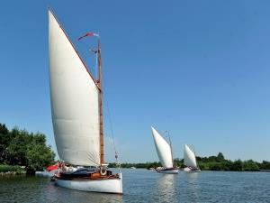 Wherry Yacht Charter
