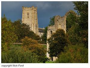 Historic Castle Acre guided walks