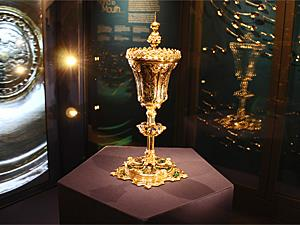 The amazing King John Cup