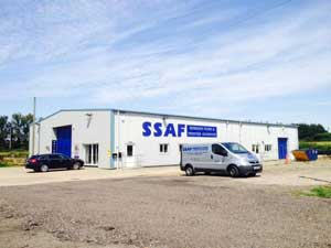 SSAF Window Films and Graphics