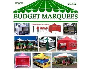 Budget Marquees