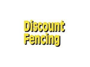 Discount Fencing Supplies