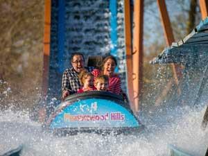 Enigma Pleasurewood HIlls Family Theme Park