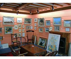 The Hayes Gallery