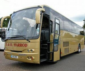 D & H Harrod Coaches Ltd