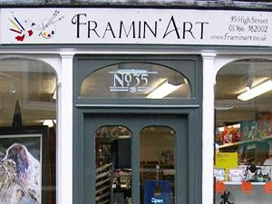 Framin' Art, Downham Market