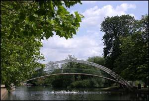 Beds Cycle Routes 6 - St Neots Riverside