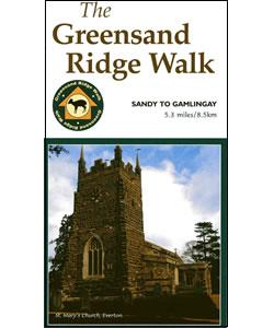 Greensand Ridge 5: Sandy-Gamlingay Walk