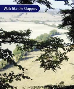 Chilterns Country-Walk like the Clappers