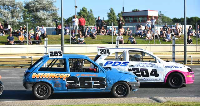 Stock Car Racing at Yarmouth Stadium
