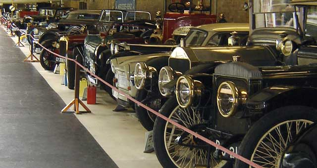 Casiter Castle Car Collection