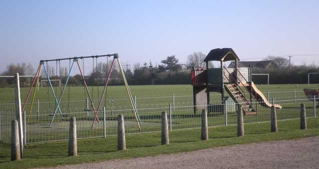 Edgar Tennant Recreation Ground