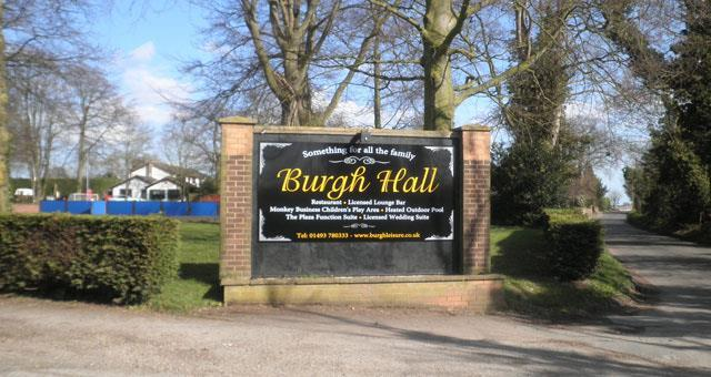 Burgh Hall Leisure