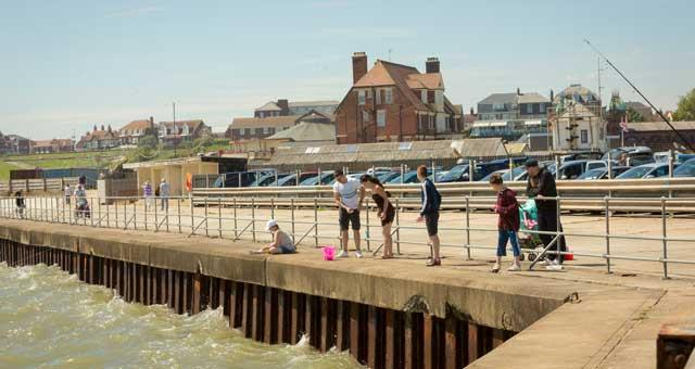 Gorleston Quayside and Town