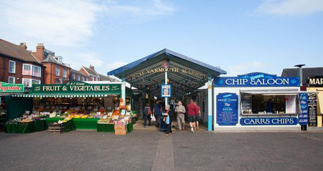 Great Yarmouth Market