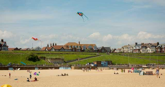 Gorleston-on-Sea Cliffs