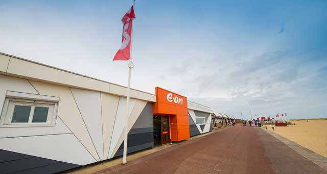 Scroby Sands Visitor Centre