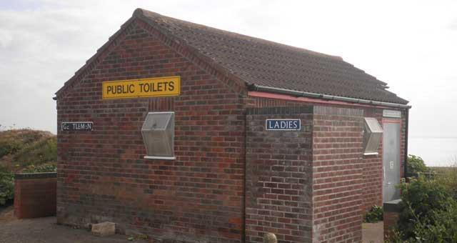Caister Second Avenue Public Toilets