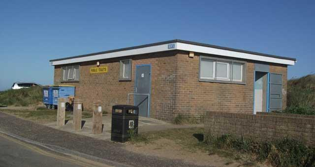 Winterton Beach Public Toilets