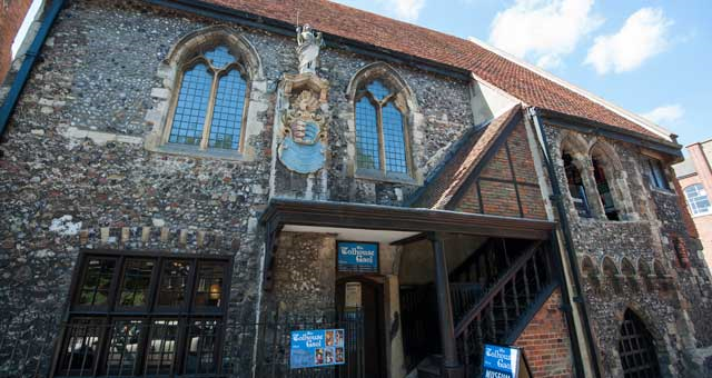 The Toalhouse Gaol Museum