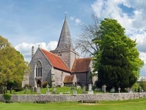 St Andrews Church, Alfriston